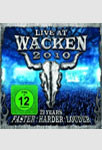 Live at Wacken 2010 (2 CDs + Blu-ray)