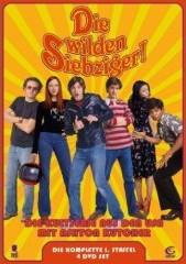 Die wilden Siebziger – Staffel 1 (4 DVDs)